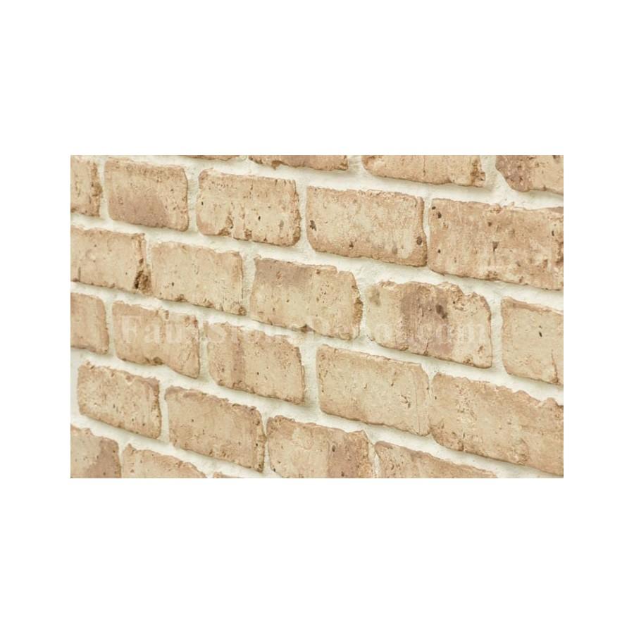 28 Quot Faux Brick Panel Beige