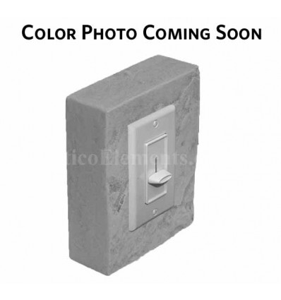Outlet Trim Box For 28in Brick Panels