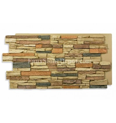A Great Example Of Stone Sheets from Faux Stone Depot