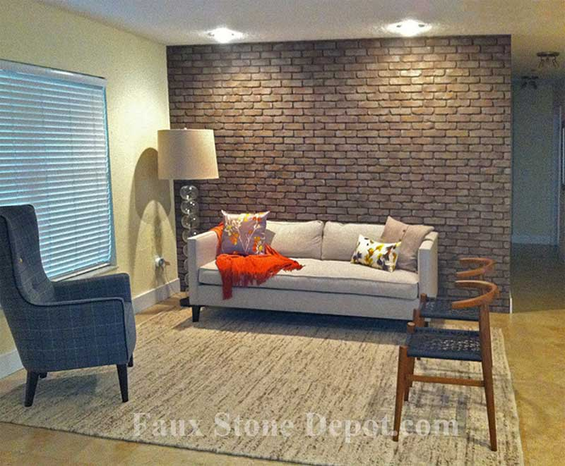Example Faux Brick Panels For Residential