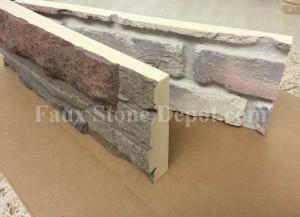 Cut Faux Stone Polyurethane