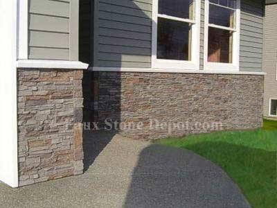 faux stone panels advantages the blog on cheap faux