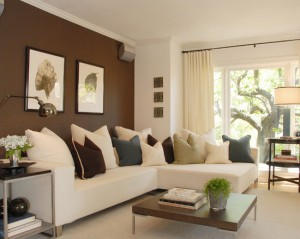Neutral furniture colors