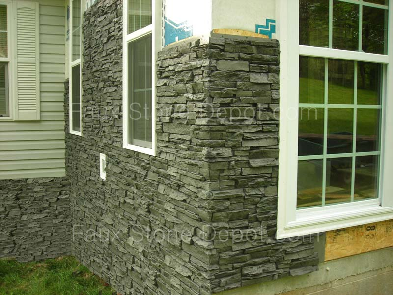 The Blog On Cheap Faux Stone Panels Great Info On Cheap