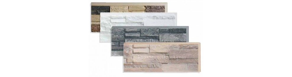 Ledgestone Samples