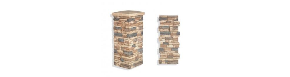 """Stone Column Wraps 36"""""""