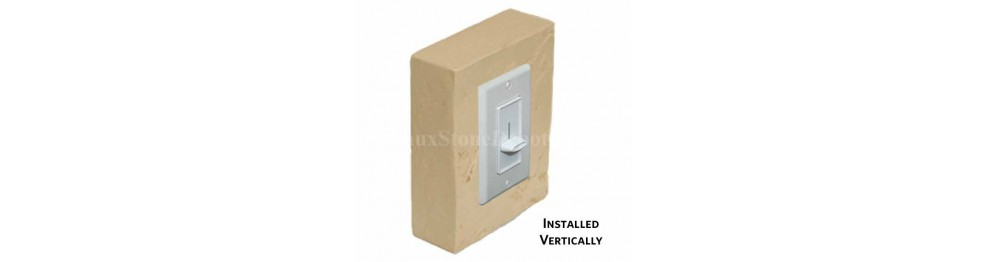 Outlet Trim Boxes For 28in Brick