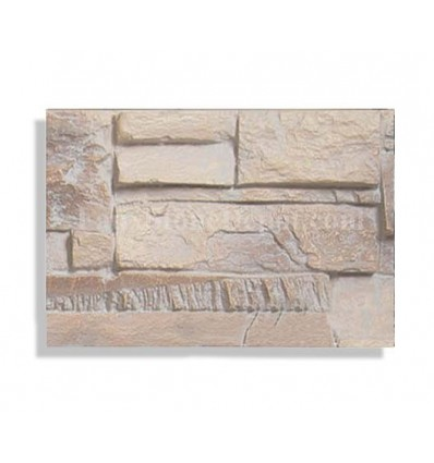 Ledge Stone Sample - Almond - With Rebate - Free Standard Shipping