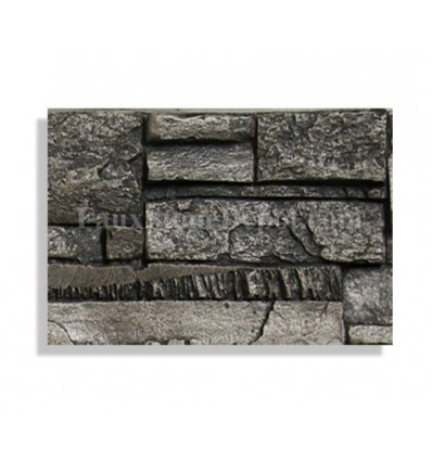 Ledge Stone Sample - Charcoal - With Rebate - Free Standard Shipping
