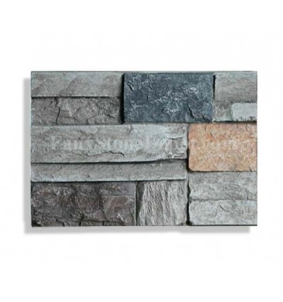 Ledge Stone Sample - Grey - With Rebate - Free Standard Shipping