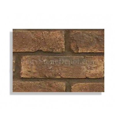 """Brick Sample For 32"""" - Russet - With Rebate - Free Standard Shipping"""