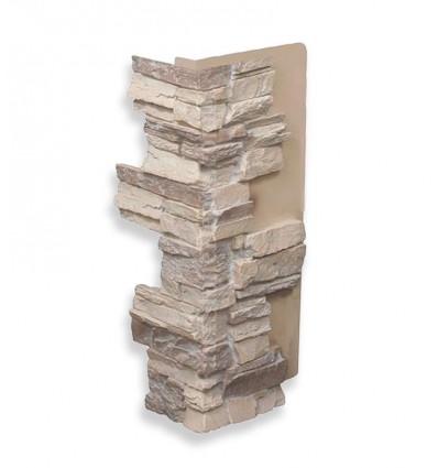 Interlocking Outside Corner - For Almond Panels