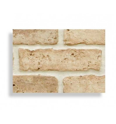 """Brick Sample For 28"""" Panels - Beige - With Rebate - Free Standard Shipping"""