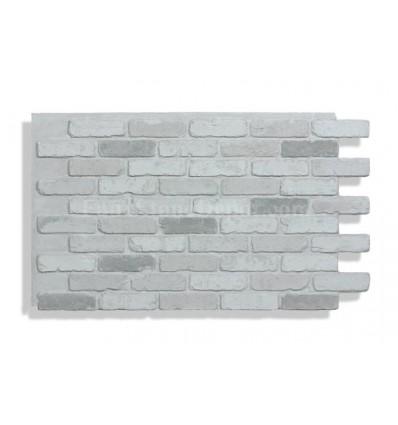 """28"""" Faux Brick Panel - Storm"""