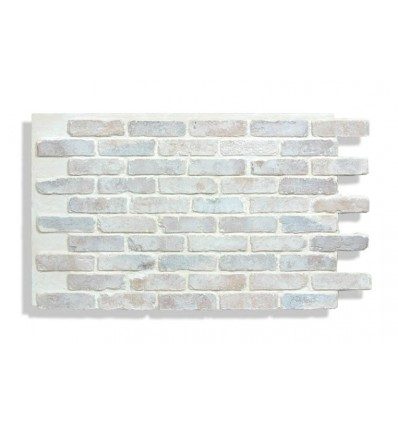 "28"" Faux Brick Panel - Cotton"