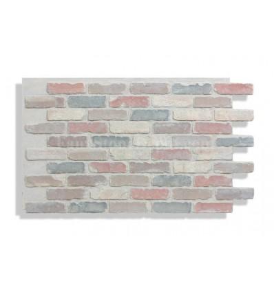 """28"""" Faux Brick Panel - Retro"""
