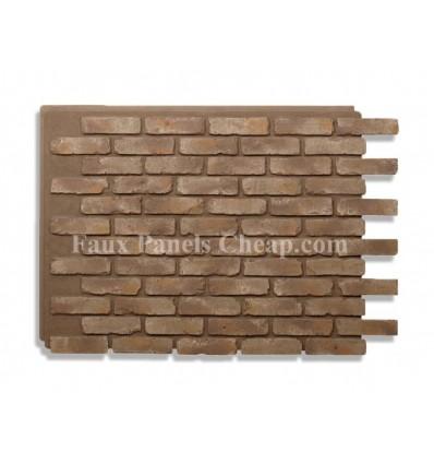 Rustic Brick Veneer - Taupe