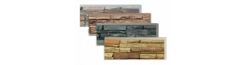 Laguna Faux Stone Samples