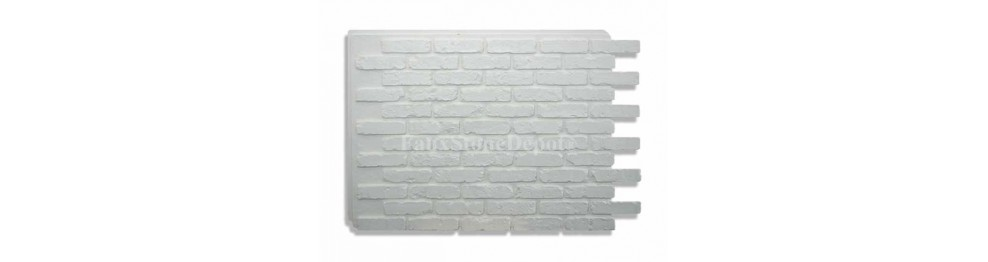 "Faux Brick Panels 33"" x 48"""